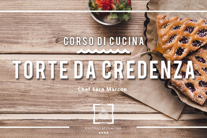 Torte Da Credenza Ricette : Corsi di cucina torte da credenza castello bevilacqua academy