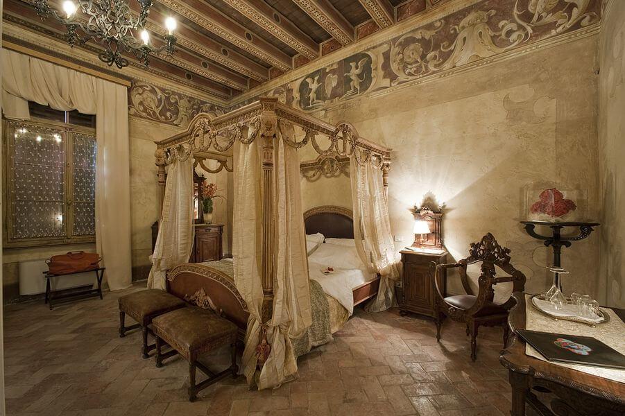 Suite di lusso in un Castello Veneto - Hotel Relais ...