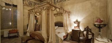 Suite di lusso in un Castello Veneto - Hotel Relais Castello Bevilacqua